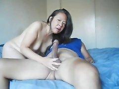 Asian Chinese Mature Fisting