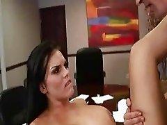 TittyAttack bigtits brunette pornstar Mackenzee Pi