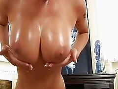 Only breasts babe squizing sex