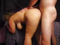 fucking her from behind