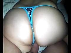LOVE MINI THONG!!