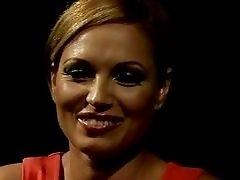 Hot sex slave Szilvia Lauren getting fucked