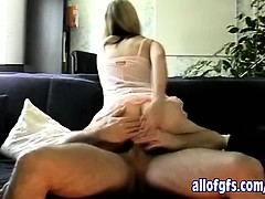 blonde ex gf gets fucked heavily