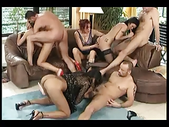 German Naughty Neighbors Party pt 3