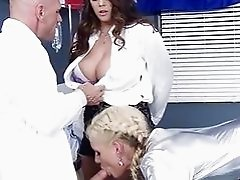 Phoenix Marie and Alison Tyler threesome