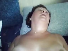 Granny Creampie Short and Slimy