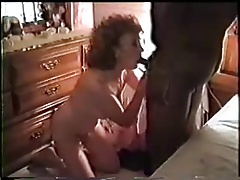 Mature wife enjoys her black lover