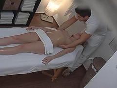 Czech HOT Babe Spreads Wet Pussy in Sensual Encoun