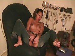 see this horny secretary