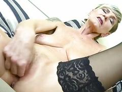 EuropeMaturE Hot Ladies Masturbation Compilation