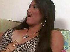 Horny tranny babe Juliana De Sousa wants to fuck