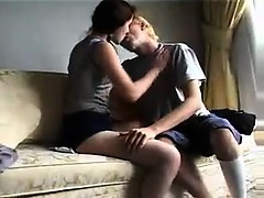 Young pair possess a fantastic fuck athome