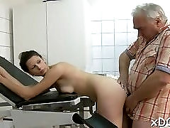 Insatiable girlie Petra gets nailed nicely