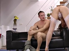 mature brit pussy rammed