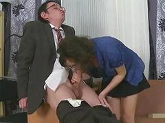 Succulent pounding of a hawt vagina