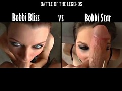 Bobbi bobbi vs