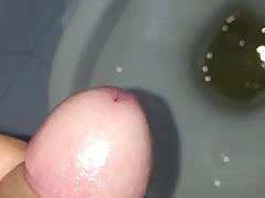 Urina con scappellata