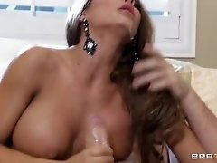 Madison Ivy topless showing big tits