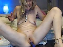 Cute MILF anal adventure
