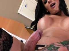 Shemale Deborah wants anal fuck with bf