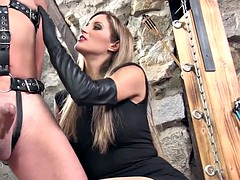 mistress ruined handjob