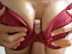 bra titty fuck cumpilation