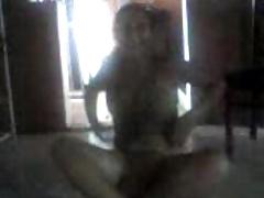 2 Latinas Traviesas Bailando