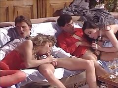 Franzoesischer Gruppensex