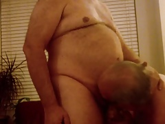 Deepthroats Fat Cock Daddy