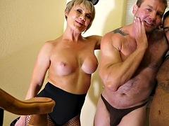 Threesome Hot Porno Videos HQ