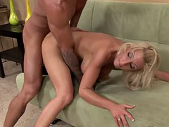 hard doggy style fuck with buxom milf
