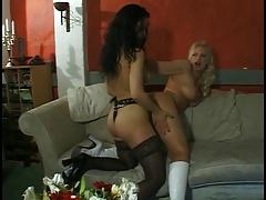 Swedish lesbians - Ingrid Swede