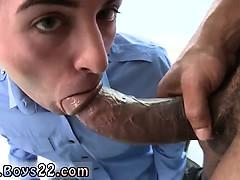 Black muscle guys sperm photos gay Payton's a bit nervous ab