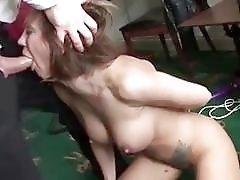 Maledom master pussy drills big ass slut BDSM fetish porn