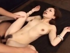 Reina Yoshii arouses men and is fucked by them in holes