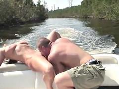 zeta fucks on a boat