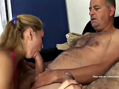 Old Young HD XXX Clips