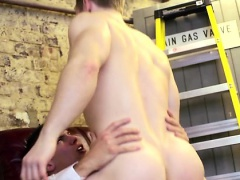 Uk studs finish business and get down to fucking hard