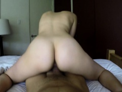 Newbie Sabrina Rey Takes First Big Cock