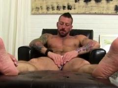 Men smelling mens sock feet videos gay Hugh Hunter Worshiped