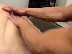Muscly mormon masturbates
