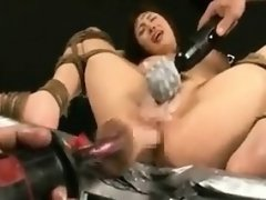 Asian Japanese girl SOFT BDSM
