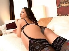 Eve Angel in lingerie