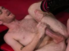 Boy fist bj gay Seamus O'Reilly waits - ass up as Matt