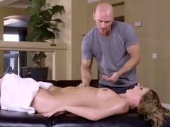 Brazzers - Dirty Masseur -  Slide Into My DMs