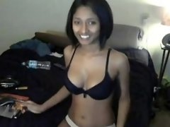 Indian Teen on Webcam