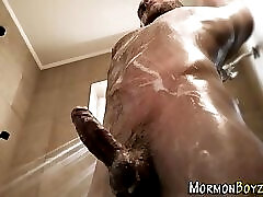 Religious mormon tugging