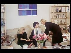 Brigitte Lahaie in Le Retour des veuves (1978)