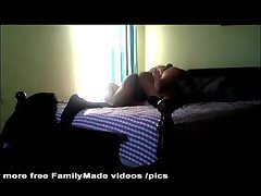 Spying my mom satisfied by Black lover