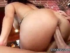 Eva Angelina Fucking With Stockings On